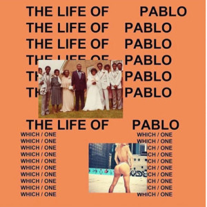 The Life of Pablo Kanye West Cover